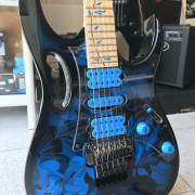 Guitarra eléctrica Ibanez Jem 77p bfp