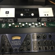 Daking mic-pre and equalizer