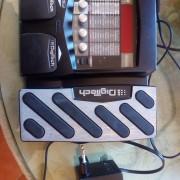 Vendo o cambio pedalera multiefectos Digitech RP255 USB