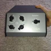 Weber Atenuador + Caja de inyeccion directa D.I CON EQ
