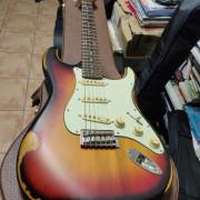 Cambio guitarra por amplificador