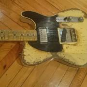 Fatale guitarras Luthier zona Goya ,Madrid