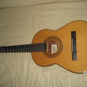 Guitarra Admira Infante clásica 1/2