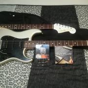 Fender Roadworn HSS, Jazzmaster J. Mascis, Bare Knuckle, Mooer...
