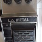 ibanez l.a.metal distorsion de los 90 o cambio