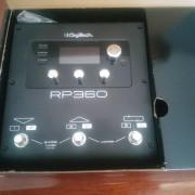 DIGITECH RP 360 x Pastillas para Strato