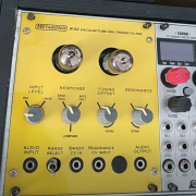 Metasonix R-52 vacuum-tube filter eurorack modular