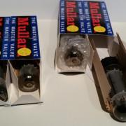 Vendo/Cambio Set Valvulas Mullard Reissue para Marshall JCM800