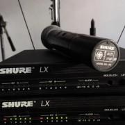 Micro inalambrico Shure SM58 Beta