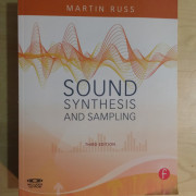 Sound Synthesis and Sampling de Martin Russ
