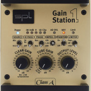 SPL GAINSTATION 1 preamp pura clase A mint condition