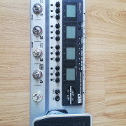 Pedalera efectos y simulador de amplificadores ZOOM G5