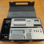Ordenador VIntage Casio PB-700 y Plotter / Cassette FA-10