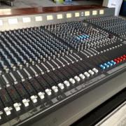 mesa soundcraft K2 recapeada!