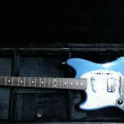 Fender Mustang Lake placid Blue  zurdo signature Kurt Cobain