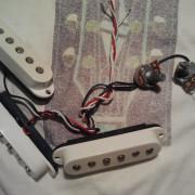 Pastillas Stratocaster