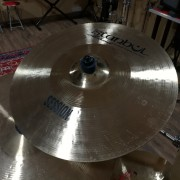 Platos Istanbul Mehmet Session/Traditional (crashes y Hhat). IMPECABLES