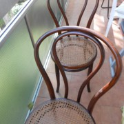 2 sillas thonet