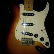 Fender Stratocaster americana año 83
