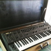 Korg Delta impecable CAMBIO