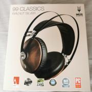 Meze Classics 99 Silver - auriculares audiófilos