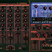 MESA DE MEZCLAS ROLAND DJ 2000