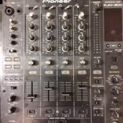 Mesa de mezclas Pioneer DJM800