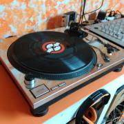 2 technics 1200 mk2