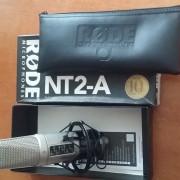 Microfono Rode NT2A