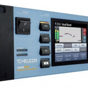 TC HELICON VOICE PRO + EXPANSIÓN 8 channel AES/EBU