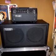 Mesa Boogie 2x12 Rectifier Compact Box + flightcase gator