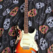 Van Zandt STV R2 Relic - Calidad Fender CS -