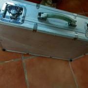 Warwick RC 23010 SA Maleta o case para pedales