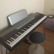 Cambio teclado Korg SP250