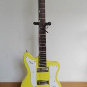 Ibanez JTK30 Lime Yellow P90