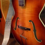 Vendo o Cambio Hofner Archop electroacústica 50s