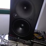 monitores mackie hr824 mk2 o cambio