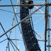 Sistema de P.A. 40KW Qube Renkus Heinz  qsa 210 line array oferta