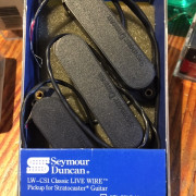 Pastillas guitarra eléctrica Seymour Duncan, DiMarzio, Lace Sensor Fender