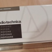 Microfono AudioTechnica AT875R