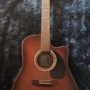 Electroacústica Art&Lutherie Cedar cutaway