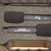 Par micrófonos t.bone EM 800