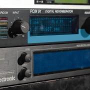 LEXICON PCM91 Digital effects processor