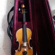 Vendo violin 4/4 Checo gama profesional