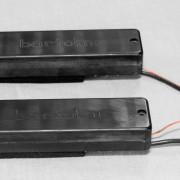 2 x Bartolini active pickups, soapbar (p. bajos de 6 o 7 c