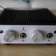 Amplificador de auriculares dual Rens Heijnis