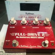 ¡PRECIO DEFINITIVO! FULLTONE FULLDRIVE 2 10TH  MOSFET CUSTOM SHOP