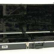 Estuche guitarra TKL 8530 ABS Rectangular Fit-All Electric