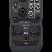 Zoom U24 Audio Interface