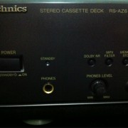 Vendo pletina Technics RS-AZ6